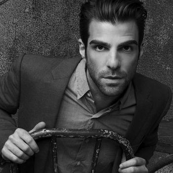 Zachary Quinto Fansite