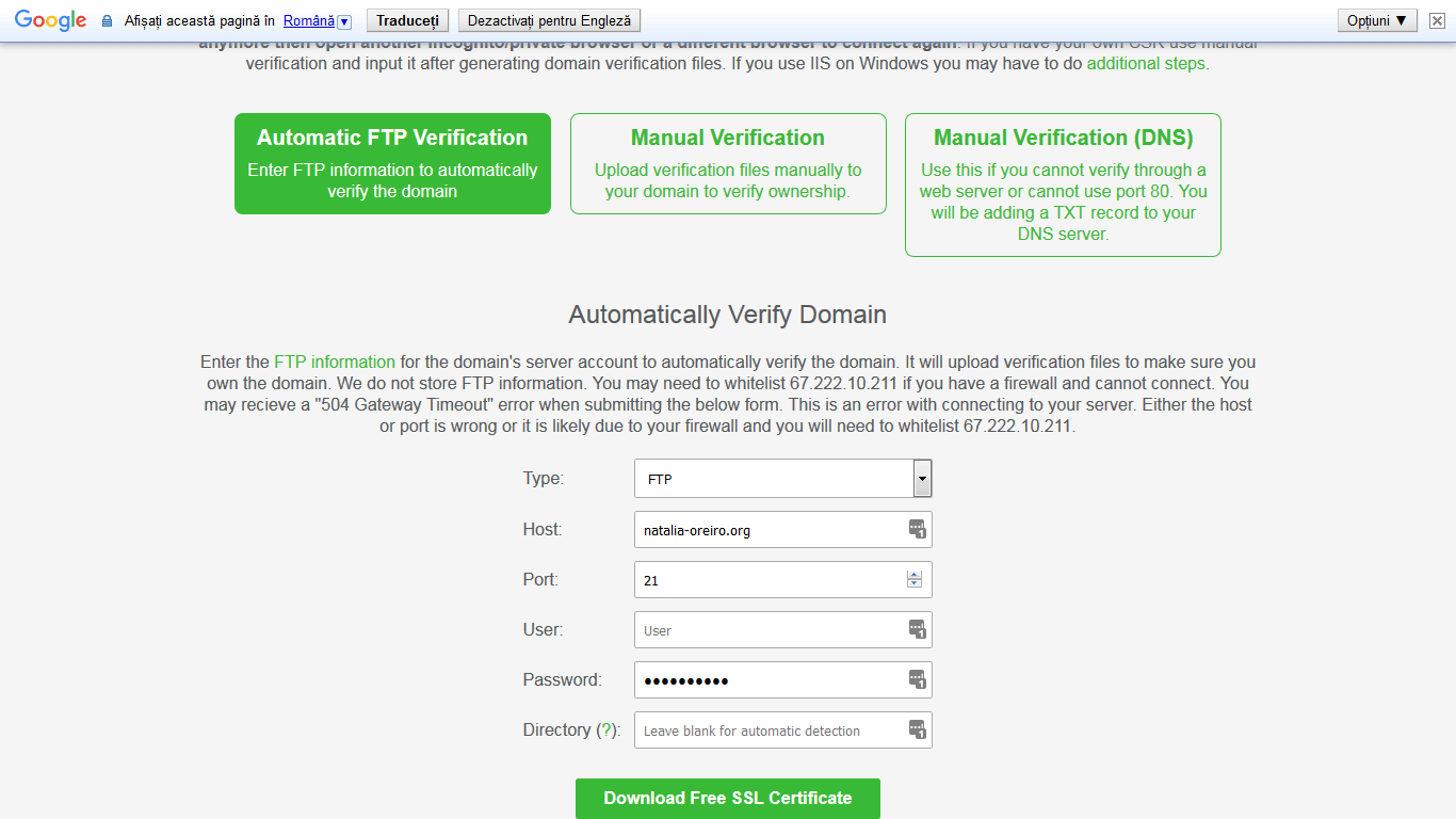 Tutorial How To Add A Free Ssl Certificate Via Cpanel Monicandesign